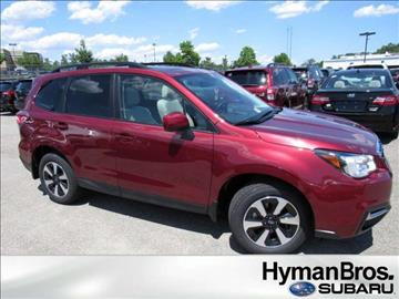 2017 Subaru Forester for sale in Midlothian, VA