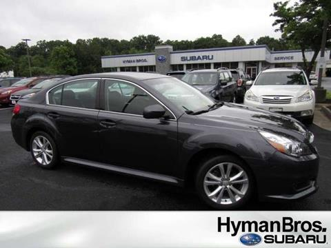2013 Subaru Legacy for sale in Midlothian, VA