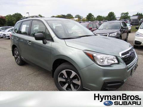 2018 Subaru Forester for sale in Midlothian, VA