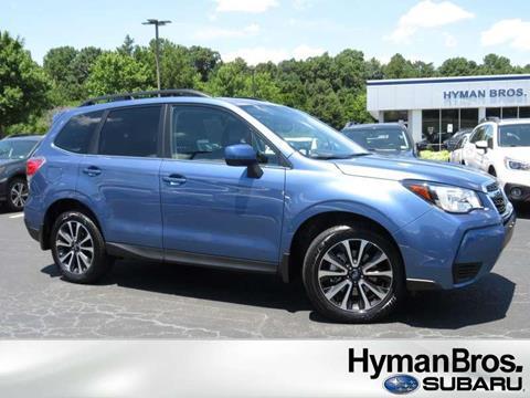 2018 Subaru Forester for sale in Midlothian, VA