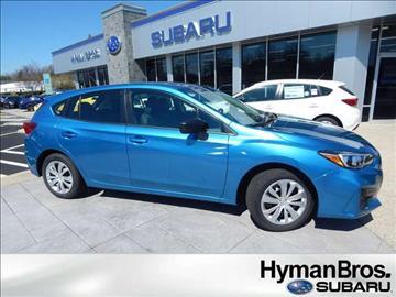 2017 Subaru Impreza for sale in Midlothian, VA