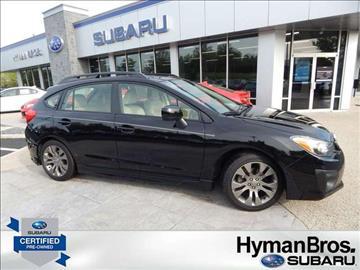 2013 Subaru Impreza for sale in Midlothian, VA