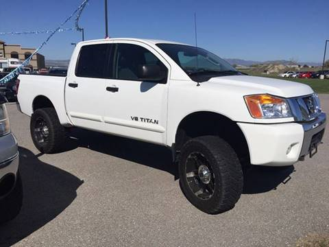2011 Nissan Titan for sale in Smithfield, UT
