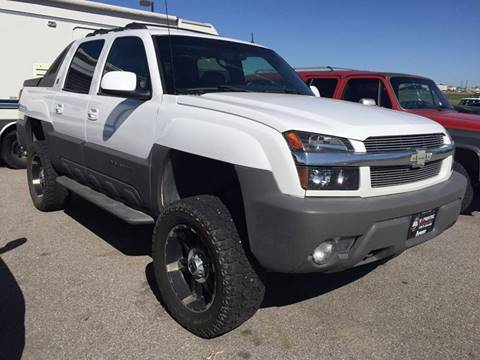 2002 Chevrolet Avalanche for sale in Smithfield, UT
