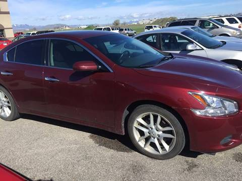 2011 Nissan Maxima for sale in Smithfield, UT