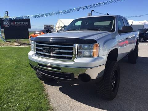 2012 GMC Sierra 1500 for sale in Smithfield, UT