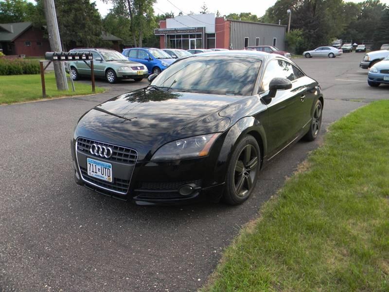 2009 audi tt awd 2 0t quattro premium 2dr coupe in lakeland mn st rh stcroixclassics com Audi TT RS Brake Kit Audi TT Rear Brake