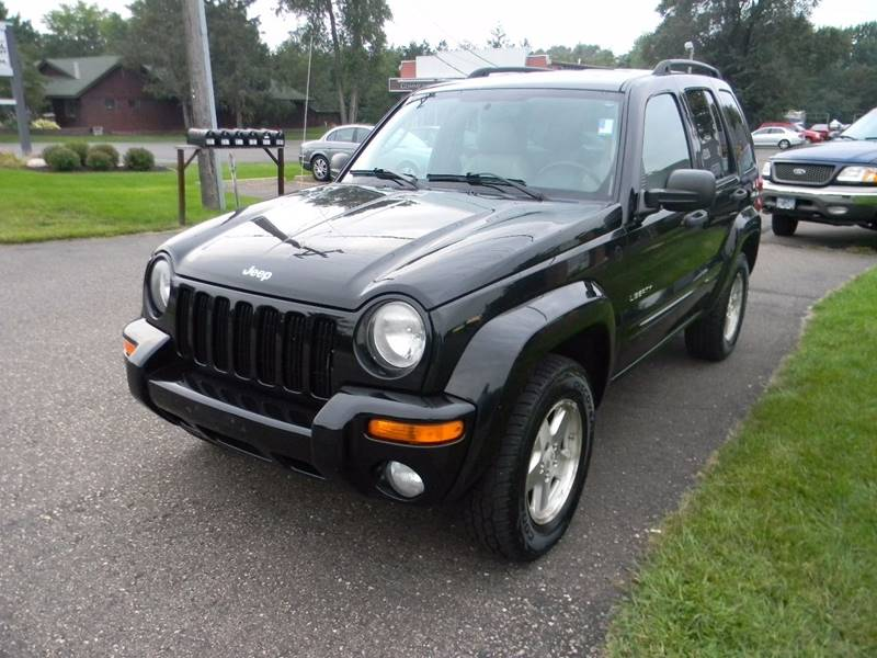 2004 Jeep Liberty Limited 4WD 4dr SUV   Lakeland MN