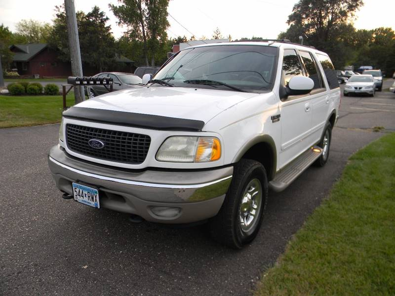2002 ford expedition eddie bauer 4wd 4dr suv in lakeland mn st croix classics. Black Bedroom Furniture Sets. Home Design Ideas