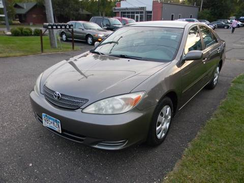 2002 Toyota Camry for sale in Lakeland, MN