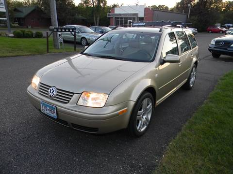 2003 Volkswagen Jetta for sale in Lakeland, MN