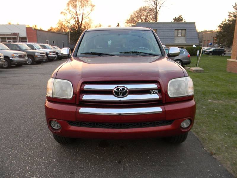 2005 Toyota Tundra 4dr Double Cab SR5 4WD SB V8 In Lakeland MN - St ...
