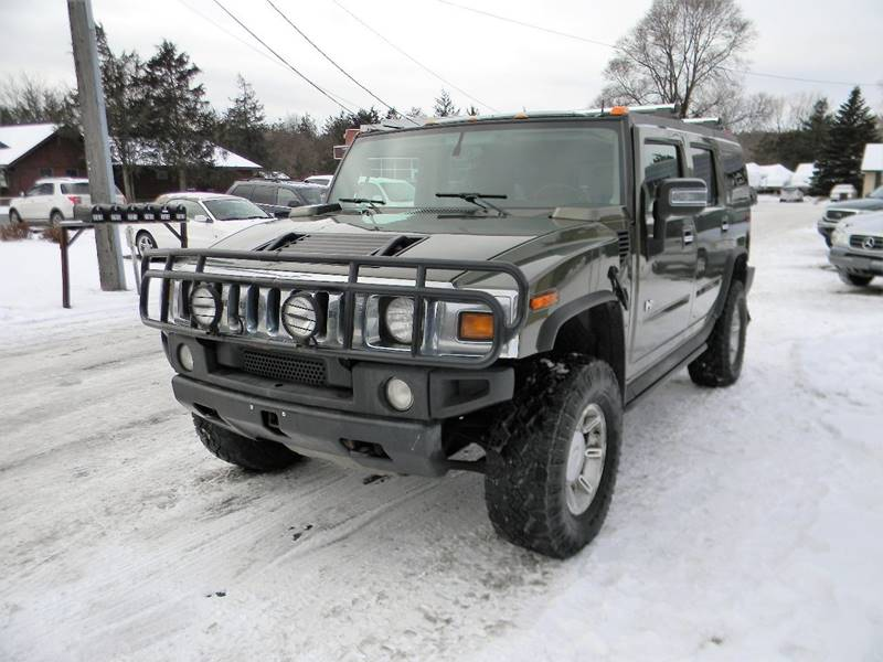 2003 Hummer H2 4dr 4wd Suv In Lakeland Mn St Croix Classics