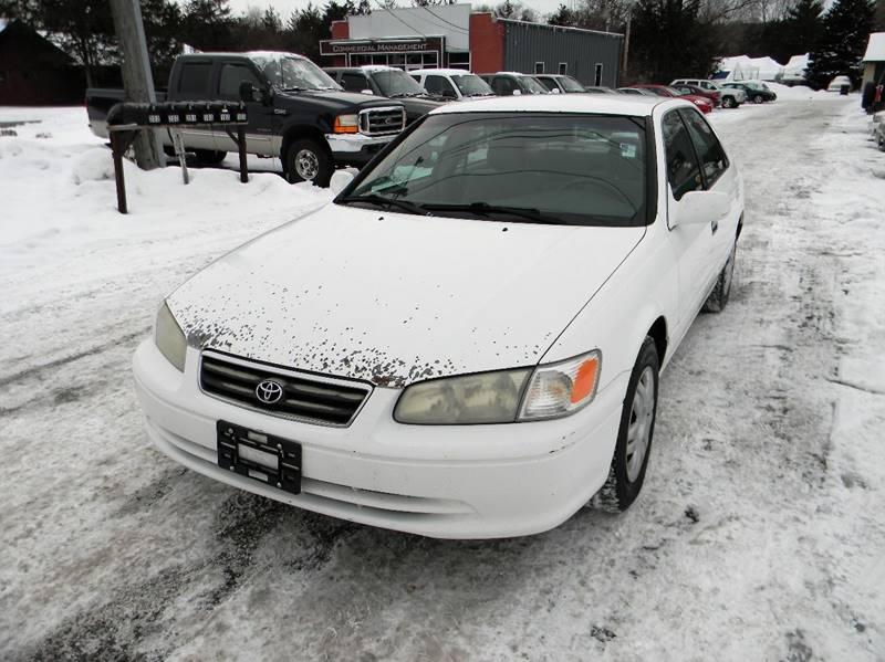 2000 Toyota Camry CE 4dr Sedan   Lakeland MN