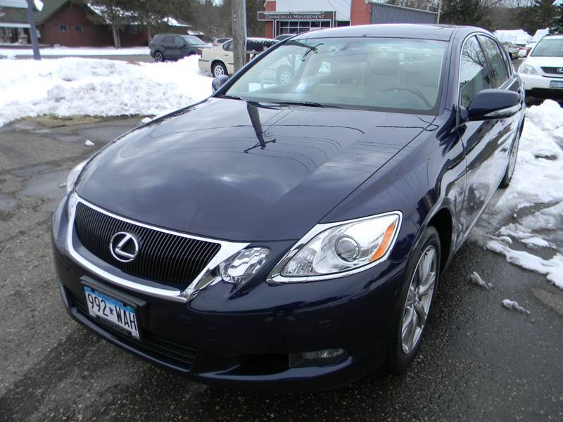 2010 Lexus Gs 350 AWD 4dr Sedan In Lakeland MN - St. Croix Clics
