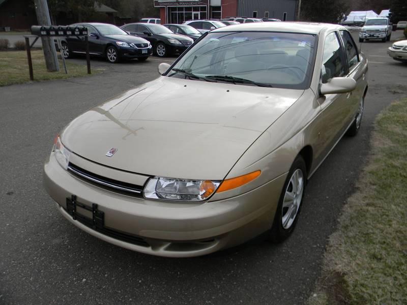 2000 Saturn L Series Ls1 4dr Sedan In Lakeland Mn St Croix Classics