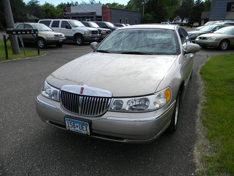 2002 Lincoln Town Car For Sale In Lake Placid Fl Carsforsale Com