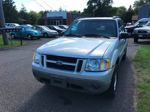 2001 Ford Explorer Sport Trac for sale in Lakeland, MN