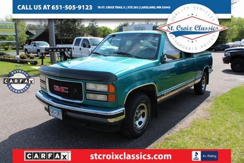 1994 GMC Sierra 1500 for sale in Lakeland, MN