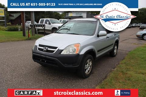 2003 Honda CR-V for sale in Lakeland, MN