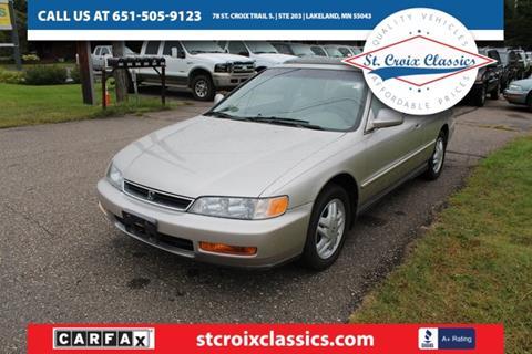 1996 Honda Accord for sale in Lakeland, MN