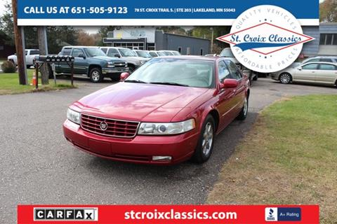 2004 Cadillac Seville for sale in Lakeland, MN