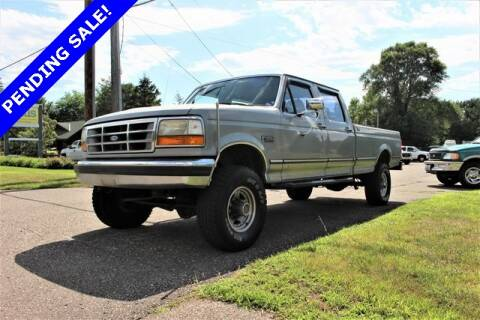 1995 Ford F-350 for sale at St. Croix Classics in Lakeland MN