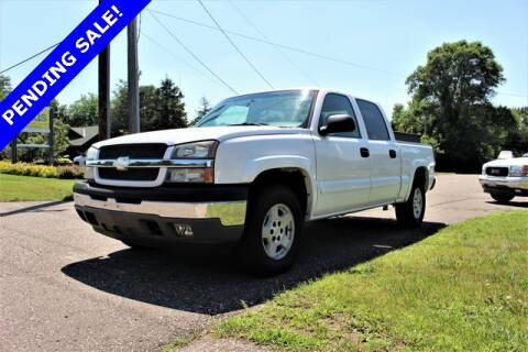 2005 Chevrolet Silverado 1500 for sale at St. Croix Classics in Lakeland MN