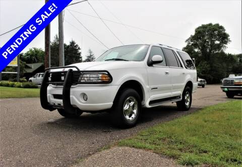 1999 Lincoln Navigator for sale at St. Croix Classics in Lakeland MN