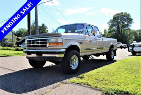 1997 Ford F-250 for sale at St. Croix Classics in Lakeland MN