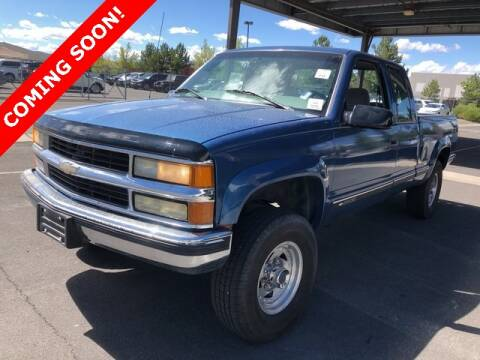 1998 Chevrolet C/K 2500 Series for sale at St. Croix Classics in Lakeland MN