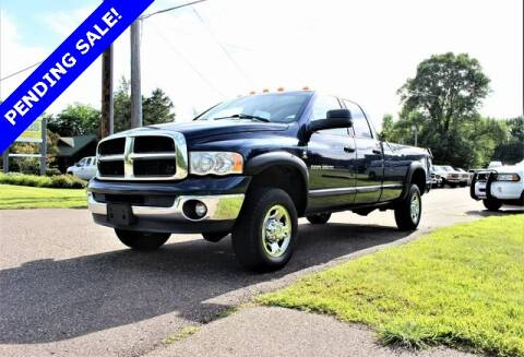 2003 Dodge Ram Pickup 3500 for sale at St. Croix Classics in Lakeland MN