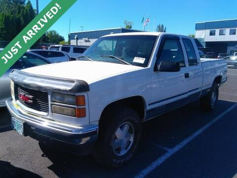 1998 GMC Sierra 1500 for sale at St. Croix Classics in Lakeland MN