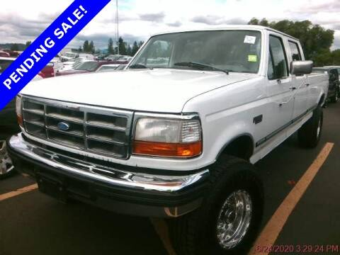 1997 Ford F-350 for sale at St. Croix Classics in Lakeland MN