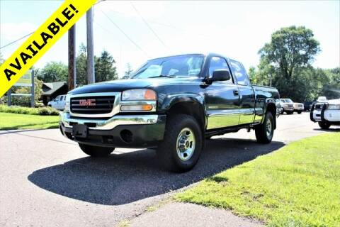 2003 GMC Sierra 2500 for sale at St. Croix Classics in Lakeland MN