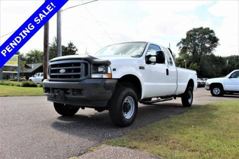 2002 Ford F-250 Super Duty for sale at St. Croix Classics in Lakeland MN