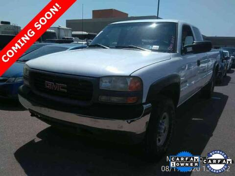 1999 GMC Sierra 2500 for sale at St. Croix Classics in Lakeland MN