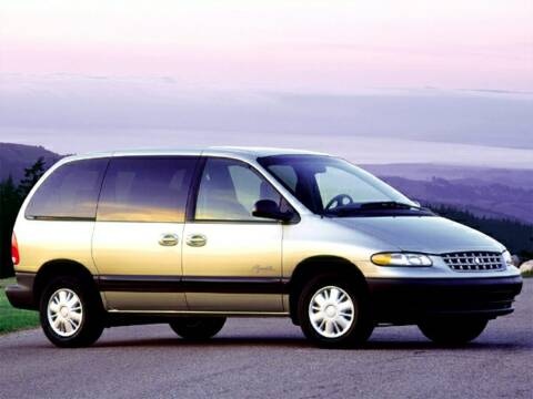 2000 Plymouth Voyager for sale at St. Croix Classics in Lakeland MN