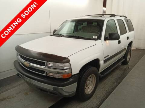 2001 Chevrolet Tahoe for sale at St. Croix Classics in Lakeland MN