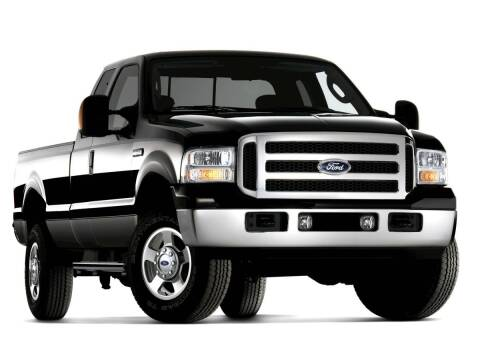 2005 Ford F-350 Super Duty for sale at St. Croix Classics in Lakeland MN