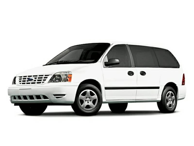 2004 Ford Freestar for sale at St. Croix Classics in Lakeland MN