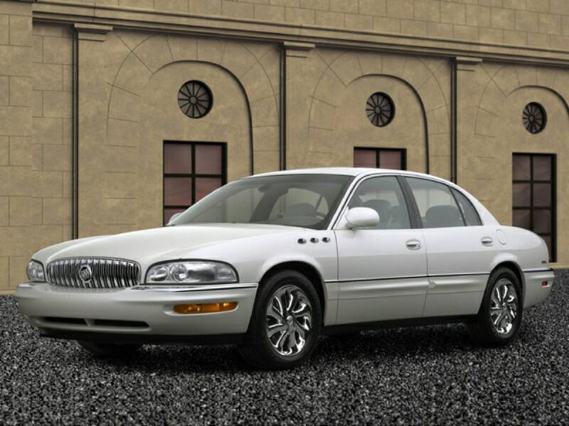 2003 Buick Park Avenue for sale at St. Croix Classics in Lakeland MN