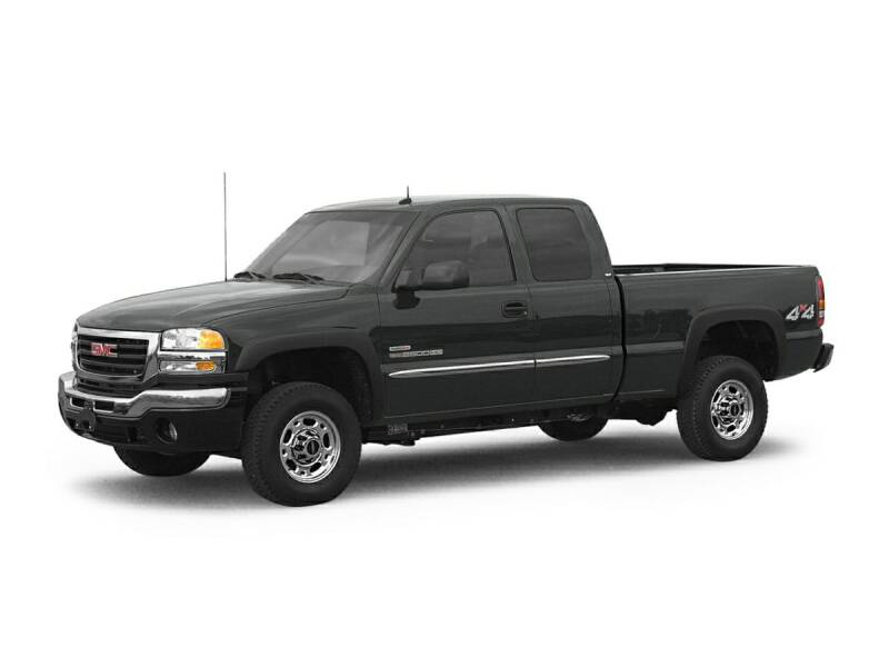 2004 GMC Sierra 2500HD for sale at St. Croix Classics in Lakeland MN