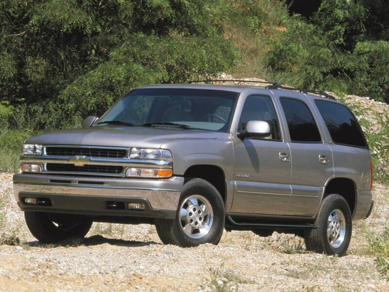 2003 Chevrolet Tahoe for sale at St. Croix Classics in Lakeland MN