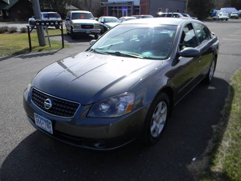 2006 Nissan Altima for sale in Lakeland, MN