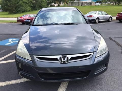 2006 Honda Accord for sale in Newnan, GA