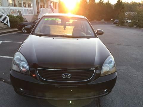 2008 Kia Optima for sale in Newnan, GA
