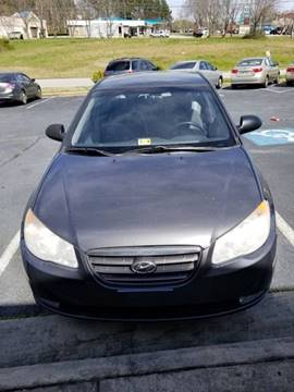 2007 Hyundai Elantra for sale at DDN & G Auto Sales in Newnan GA