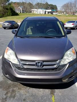 2010 Honda CR-V for sale at DDN & G Auto Sales in Newnan GA