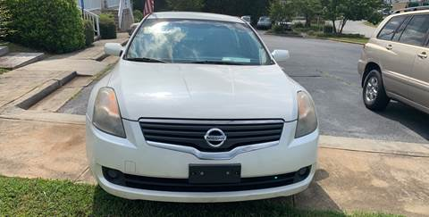 2008 Nissan Altima for sale in Newnan, GA